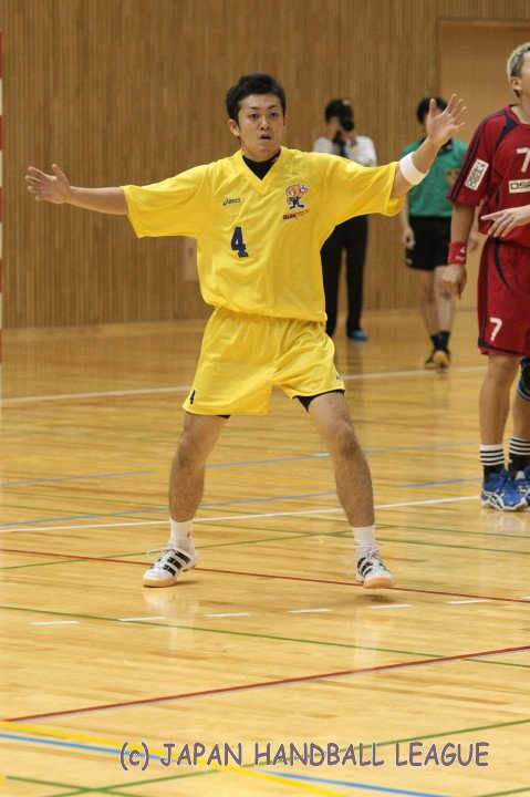 No.4 Masanari Goto