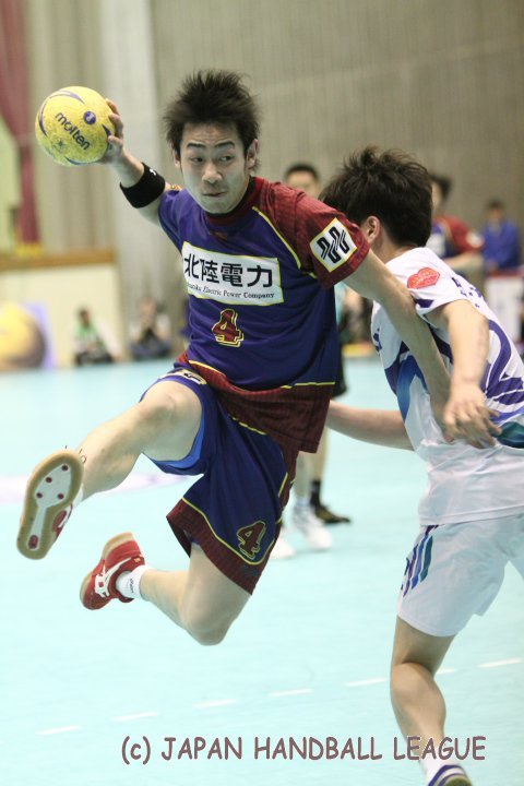 japan handball league